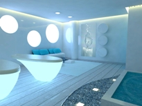 DOUBLE-SIX - Aqua Perla Treatment Room